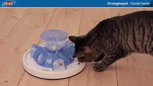 Развивающая <b>игрушка</b> для кошек <b>Trixie</b> Кормушка-<b>туннель</b> ...