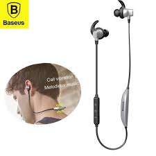 <b>BASEUS Encok S03</b> Bluetooth 4.1 In-ear Sport Earphone with Mic ...