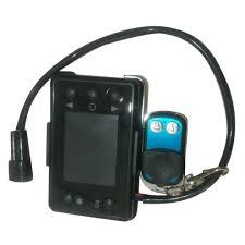<b>12V</b>/<b>24V</b> 3/5KW <b>LCD Monitor</b> Parking Heater Switch Car Heating ...