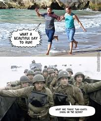 Saving Private Ryan Memes. Best Collection of Funny Saving Private ... via Relatably.com