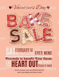 valentines day bake flyer template stock vector art 531657869 1 credit