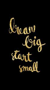screen background image handy living: dream big start small lt click on the photo and check out  inspirational quotes wallpaper beibiiiblack wallpaper