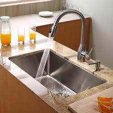 undermount kitchen sink stainless steel: discontinued kraus  inch undermount single bowl  gauge stainless steel kitchen sink with kitchen