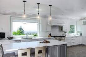 glasshouse home maintenance client mid sized contemporary single wall eat in kitchen idea in san francisco cabinet lighting backsplash home