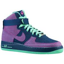 nike air force 1 high brave blue cherrywood cherry air force 1