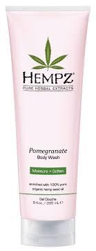 <b>Гель для душа Hempz</b> Pomegranate — купить по выгодной цене ...