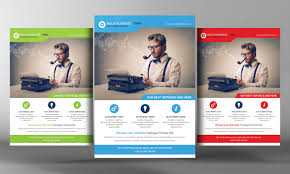 the best flyer design templates flyer design templates