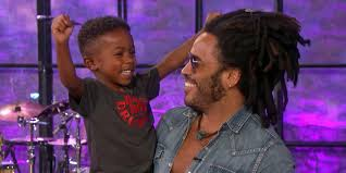 <b>Lenny Kravitz</b> surprised 5-year-old drummer fan on 'The Ellen Show ...