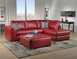 color red couch decorating ideas sofa