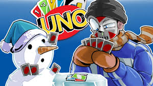 UNO - <b>WINTER</b> DLC <b>THEME</b>! First to 200 Points! (Teams) Best out of ...
