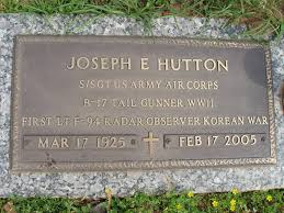 joseph edward hutton a grave memorial joseph edward hutton
