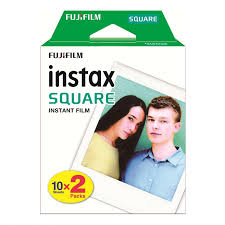 <b>Fujifilm</b> Instax <b>Square Color Film</b> - 20 Exposures | BCG <b>Film</b> ...