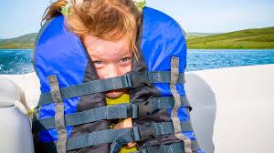Испытания спас <b>жилета Tribord</b>