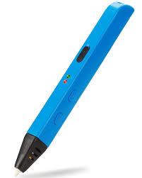 <b>Myriwell RP600A</b>, Light Blue 3D ручка