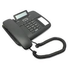 <b>Проводной телефон Gigaset DA710</b> Черный — купить, цена и ...