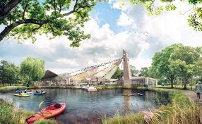 inspired kitchen cdab white brown: tate harmers quotbig tentquot wins competition for new museum of scouting in london