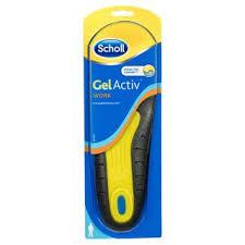 <b>Gelactiv</b>® <b>Work</b> Insoles for Men | <b>Scholl</b> AU