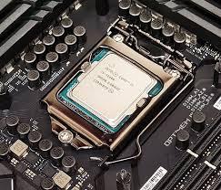 Тестируем <b>процессор Intel Core</b> i5-11400