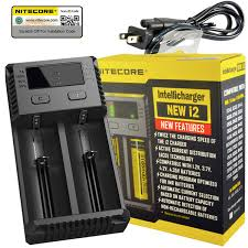 Best Selling Nitecore New I2 Universal Charger For 16340 18650 ...