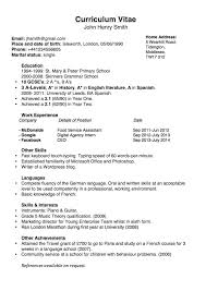 simple cv culpa tk simple cv