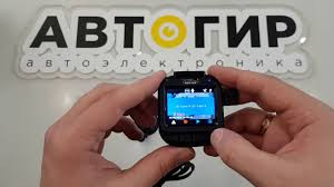 Видеообзор <b>видеорегистратора SHO ME UHD 710</b> GPS ...