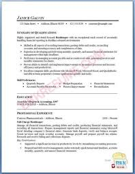 full charge bookkeeper a hrefhttpresumetcdhalls bookkeeper resume examples