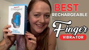 Best Rechargeable <b>Finger Vibrator</b> | Charged Fingo Finger Vibe <b>Sex</b> ...