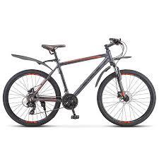 <b>Велосипед Stels Navigator 620</b> D V010 Антрацитовый (LU094069 ...