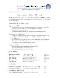 resume design receptionist resume example key skills and objective for administrative assistant administrative medical administration resume medical administration resume examples medical administration groovy