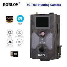 Shop C330LTE <b>4G Trail Camera</b> 8GB Momery <b>Hunting</b> Camera ...