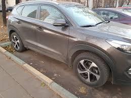Колесные диски <b>Skad KL</b>-<b>275</b> (<b>СКАД</b>). — <b>Hyundai Tucson</b>, 2.0 л ...