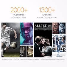 For android 1Year <b>IPTV France Arabic QHDTV</b> Subscription IP TV ...