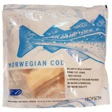 Hofseth <b>Norwegian Cod</b>, Frozen (2 lbs.) - Sam's Club