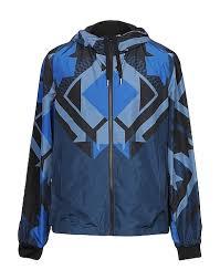 <b>Куртка</b> Для Мужчин от <b>Versace Jeans</b> - YOOX Россия