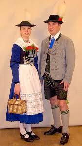 Баварский национальный <b>костюм</b> — Википедия