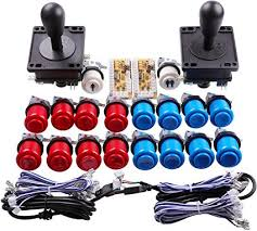 Easyget Classic Arcade Game DIY Parts for Mame ... - Amazon.com