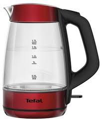 <b>Чайник</b> Tefal KI 5205 <b>Glass Kettle</b> — купить по выгодной цене на ...
