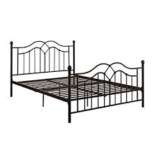 amazoncom vintage style queen full size rustic bed frame rustic bedroom furniture brushed black antique style bedroom