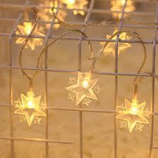 NEW <b>Led</b> Christmas <b>Stars Moon</b> String Light <b>Outdoor</b> / Indoor <b>Fairy</b> ...