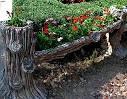 Поделки из пня своими руками для сада
