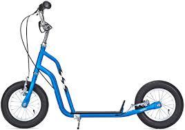 <b>Самокат 2-х колесный Yedoo</b> Wzoom (синий) - купить в интернет ...