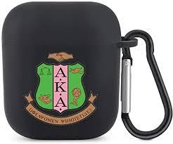 Portable AKA AirPods Case Cover Silicone Protective ... - Amazon.com