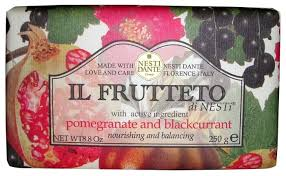 Купить <b>Мыло</b> кусковое Nesti Dante <b>Il Frutteto</b> Pomegranante and ...