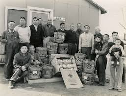 photo essay colorado s amache concentration camp densho shipment of goods from 1944 george ochikubo collection