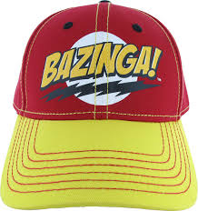 big bang theory bazinga red yellow hat 7.jpg. Big Bang Theory Bazinga Red Yellow Hat.