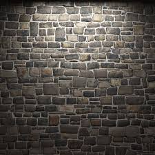 Chic Grey <b>Stone Wall</b> Backdrop Wrinkle Fr- Buy Online in Cayman ...