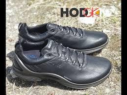 Обзор мужских <b>кроссовок ECCO BIOM</b> FJUEL - YouTube