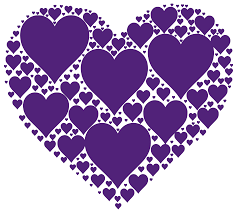 Rezultat iskanja slik za heart violet