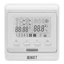 <b>Терморегулятор IQWATT IQ THERMOSTAT</b> P купить в сети ...