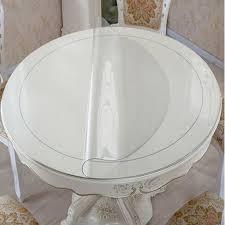 <b>ПВХ</b> влагостойкая скатерть круглая скатерть для стола ...